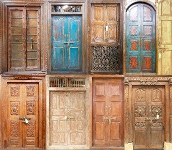 Gates, Doors, Windows and Shutters
