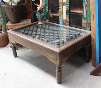 Vintage Teak Coffee Table - A.Decor 19