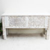 Recycled Teak Console - A.Decor 20