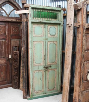 Teak Vintage Door - A.Decor 3