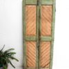Vintage Hand Painted Shutters/Gate - A.Decor 18