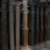 Vintage Teak Column from India - AJ39