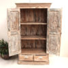 Vintage Teak Indian Cabinet - AJ13 - SOLD