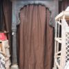 Vintage Teak Arch with Stone Base -AJ25