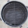 Iron Fire Pit/ Brazier Double Grill - Small