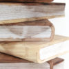 BOOK Side Table- Natural XLarge