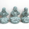 Buddha #5 - Set/3 Hear No Evil $236