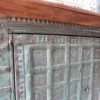 Iron Wrapped Cabinet