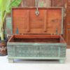 Green Rustic Vintage Chest - CH32