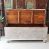 Rustic Teak While Chest/Trunk - CH35
