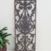 Cast Iron Rose panel
