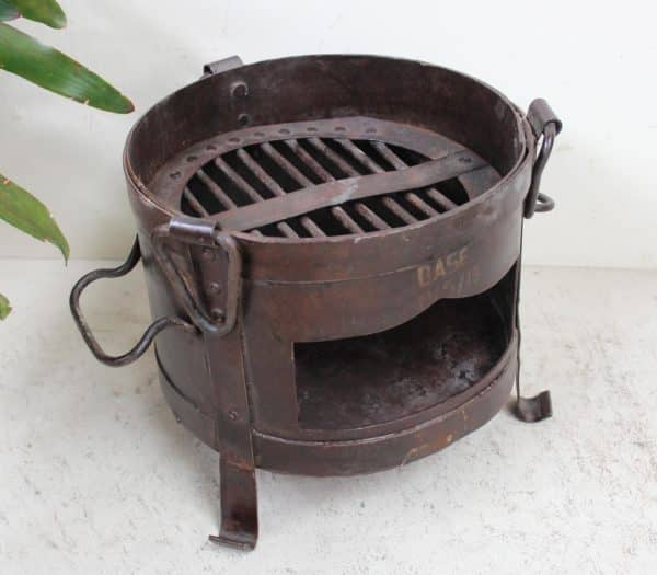 Iron Fire Pit/ Brazier - Small More Stock Arriving Soon - Barron Imports