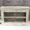 Indian Recycled Teak Book Case