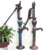 Vintage Cast Iron Water Pump from India