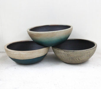 Low Planter 37-46cm dia - $40 - $48