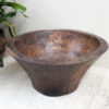 Large Bowl - Recycled Teak Natural