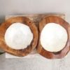 Mother of Pearl Lined Teak Dish 40cm