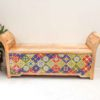 Tiled Chaise Lounge