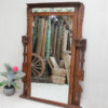 Vintage Mirror with Tile Detail - AJ33 $1098