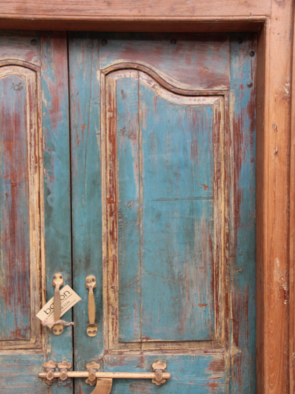 Indian Teak Doors - AJ58