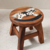 Recycled Teak Kids Stool - Rocking Horse - SOLD OUT