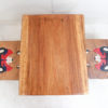 Recycled Teak Table and Stool Set - Teddy Bear SOLD