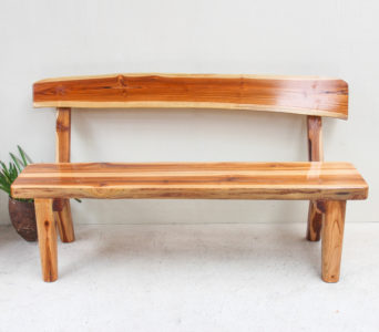 Monkeywood Bench Seat - 3 Seater