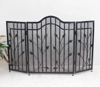 Iron Fire Guard/ Screen - A