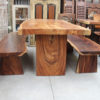 Monkeywood Bench Seat Set/3 - 1.5m