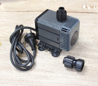 Water Pump for Fountains/Hydroponics - 1.8m lift TEMPORARILY OUT OF STOCK