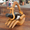 Wooden Wine Hand - TEMPORARILY OUT OF STOCK