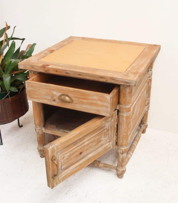 Marble Top Side Table - Barron Imports