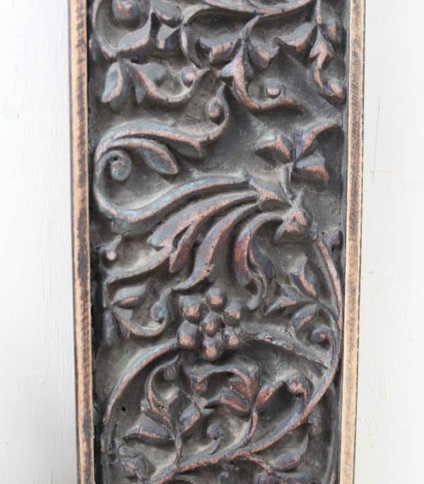 Hand Carved Vintage Panels - Tall - Barron Imports