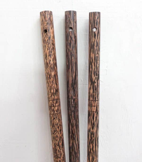 Shoe Horn Coconut/Rosewood - Barron Imports