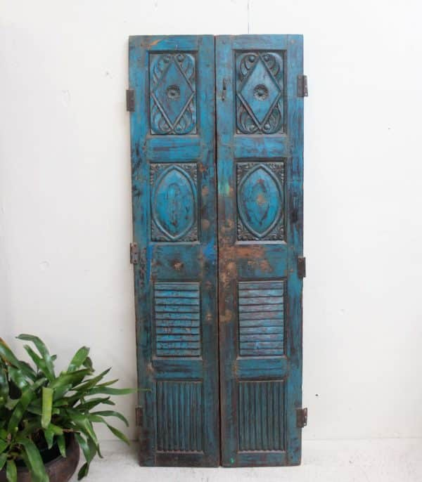 Vintage Jali Door - A.Decor07 - Barron Imports
