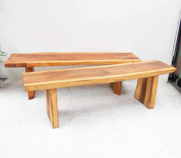 Monkeywood Bench Seat 1.5m - Barron Imports