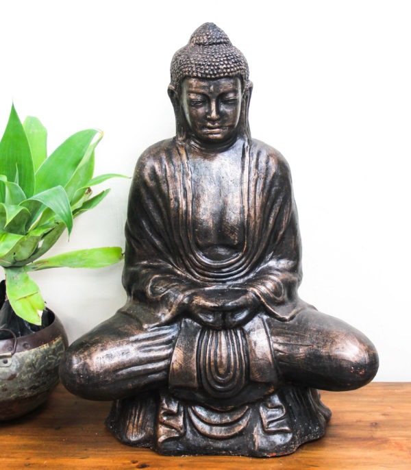 Buddha - #28 Small 2 Colours Available - Barron Imports